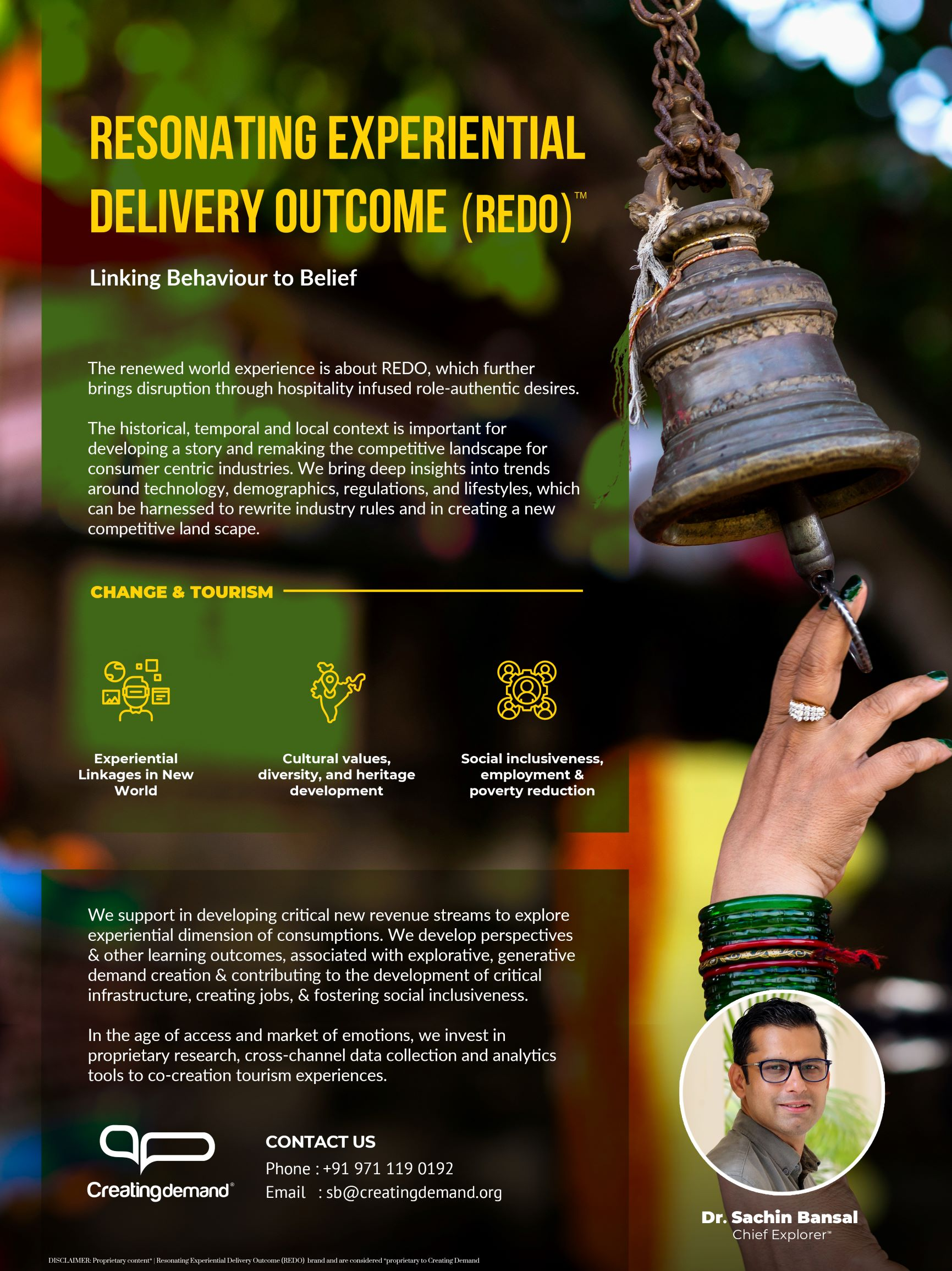 REDO by Sachin Bansal