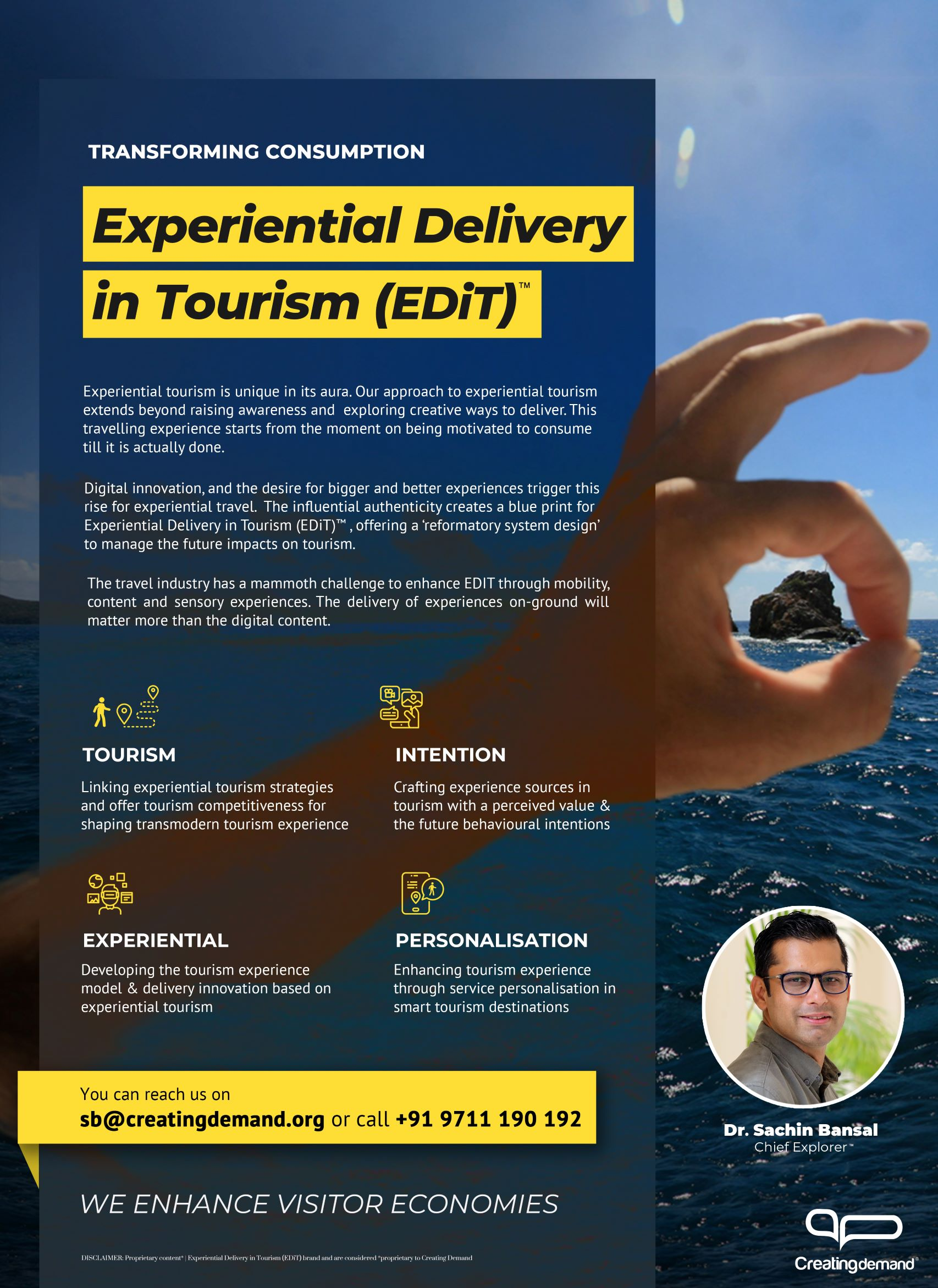 Experiential Delivery in Tourism (EDiT)™